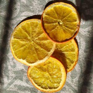 Grossiste Rondelles d'orange séchée en vrac Suprême Saveur l'Andalouse BIO